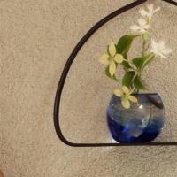 ギャラリー内のお花