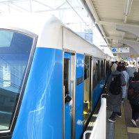 第17回静岡県市町対抗駅伝観戦 その1(オマケ静鉄電車A3000)