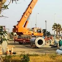 中華帝国による沖縄侵攻政策!翁長県知事は中共政府を歓迎する現代の「龍柱」を創る気か!