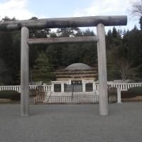 【元旦】多摩・武蔵陵