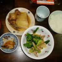 鶏肉とブロッコリーの味噌炒め