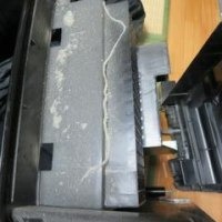 シャープ プラズマクラスター搭載加湿空気清浄機(KC-Z45)が変な動きをするようになった。(掃除編)