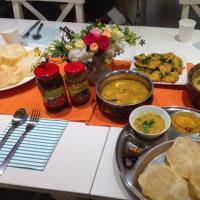 インド料理&トールペイント&ヘルマンハープ&背骨コンディショニング&墨彩画&布小物
