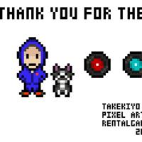 埼玉・大宮のレンタルギャラリーQUADROでTAKEKIYOの個展『~THANK YOU FOR THE MUSIC~』が開催