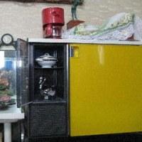愛用の冷蔵庫