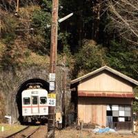 大井川鉄道の秘境駅 神尾駅(静岡県)