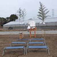 埼玉県での地鎮祭