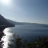 桜島一周サイクリング