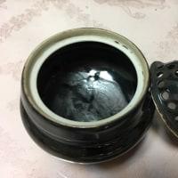 相馬焼の香炉