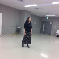 12/11クリスマスフェスティバル最終練習
