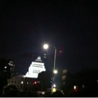 もう一度、BLEND is beautiful/戦争法案国会前抗議(7.18)