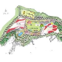 「芝桜100万本の公園」が動き出してます
