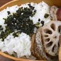 鮭のソテー弁当