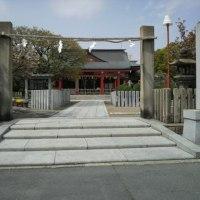 『浪速史跡めぐり』中島総社・ 阪急は祟禅寺駅から西に祟禅寺に近くに中島総社がある。祭神は宇賀御魂神