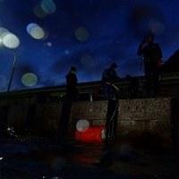6月17日(土)!集魚灯のはずが、水銀灯ダイブに(;´・ω・)でも楽しいナイトダイブ(^^♪