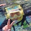 夏休みだ!水納島でシュノーケルだー!!