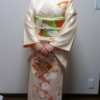 29.3.16日出張着付3・4件目は藤井寺市と堺市北区、袴と訪問着の着付&ヘアセットでした。