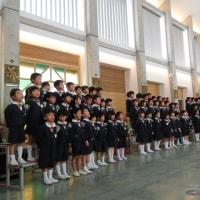 🌸第1回 卒園式🌸