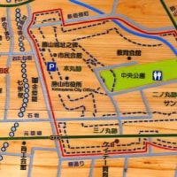勝山散策2 (福井県勝山市) 勝山城址