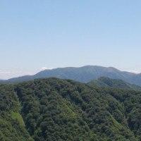 冠山(1256.6m)6月17日