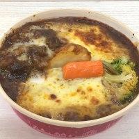 じっくり煮込んだビーフシチュードリアを頂きました。 at セブンイレブン 横浜クロスゲート店