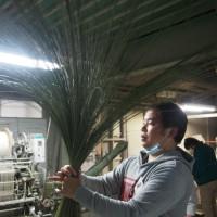 平成28年熊本県生産地研修【製織を体感】