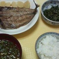 2006/6/5 沼津産 あじのひらき