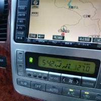 車中泊で一人旅(7)寸又峡から道の駅川根温泉へ