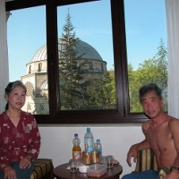 「エジプト・トルコ旅行記」 №70 コンヤのホテルへ