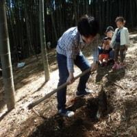 2017年4月23日(日) タケノコ掘り(第2回)