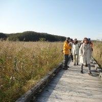 アイヌ語講座課外授業in釧路湿原(10月11日)4