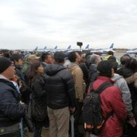百里基地の航空祭