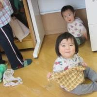 癒しの0歳児保育室