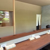 哲学の道に、今年オープンした、十割蕎麦のお店 ~ 「十五」