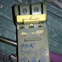 漏電遮断器を取り付け