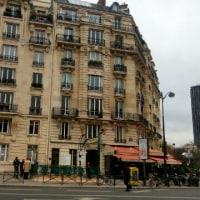 パリはだいぶ暖かくなってきました!