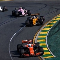 2017 F1 オーストラリアGP