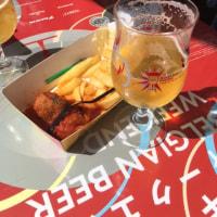 ベルギービール祭に行ってきた