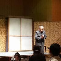 岩渕健二演出 読み語り芝居「父と暮らせば」