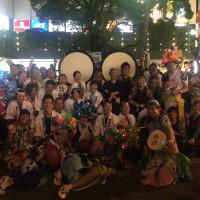 第一回 蒲田西口商店街主催 青森ねぶた祭り