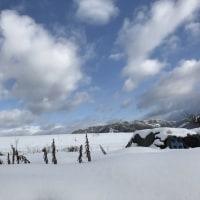 これぞ北陸の冬
