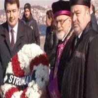 イスタンブルでホロコーストの犠牲者の記念式典が行われた