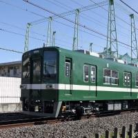 【鉄道写真】東武鉄道亀戸線・大師線8000系試験塗装車両リバイバルカラー~東武スカイツリーライン~