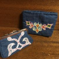 チクチクアイヌ刺繍