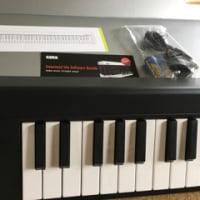 新しいmidiキーボードKORG microKEY2-61 Air