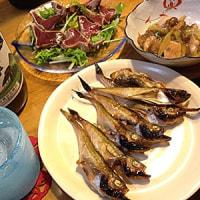 豚角煮定食とハタハタ!