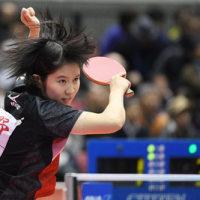 【すげ~ぇ!怖くなりました。これが今の女子卓球だそうです】卓球 全日本選手権2017 女子決勝 石川佳純 vs 平野美宇