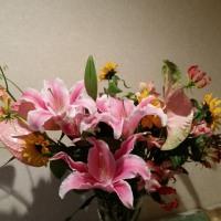 4月16日のお花