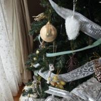 クリスマスツリー飾ったよ♪