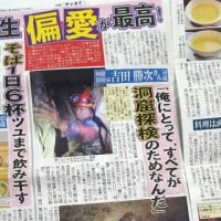 日刊ゲンダイ~♪